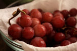 grapes for canning, the mason jar, home canning
