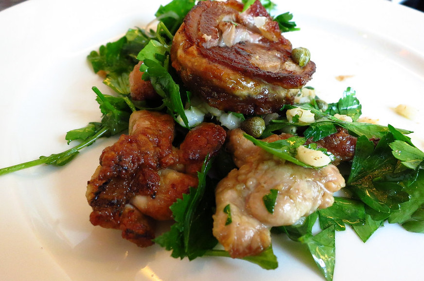Sweetbreads are Meat, not Breads