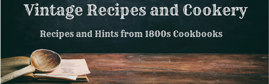 Eggs Archives | Vintage Recipes and Cookery
